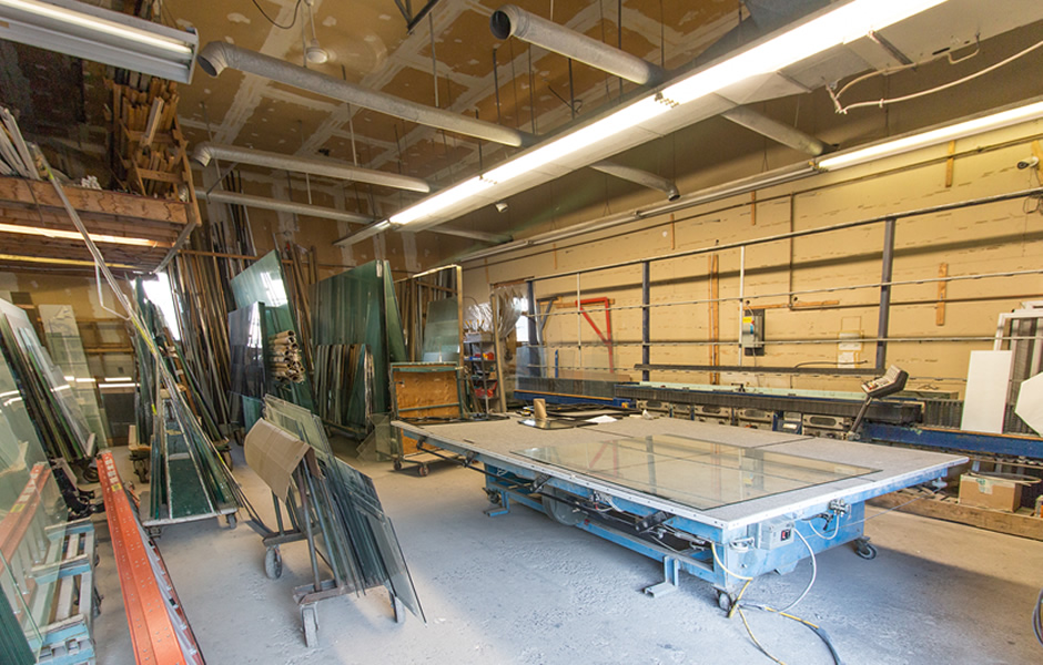 Glass Repair and Replacement Area at Orleans Glass